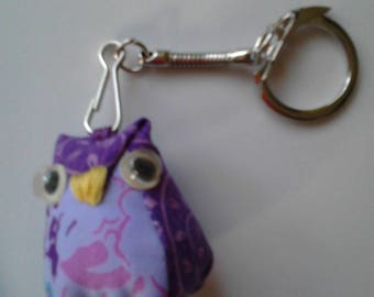 Cute little OWL keychain