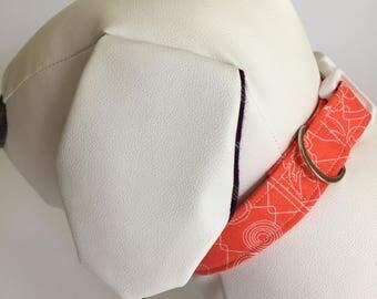Tango dog Collar  -  33cm