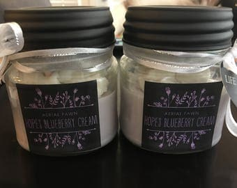 Soy Blueberry Pie Candle