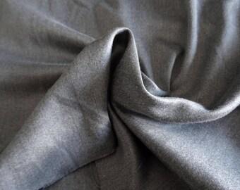 Silver gray cashmere 100x152cm sheet