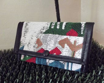 ethnic coin purse