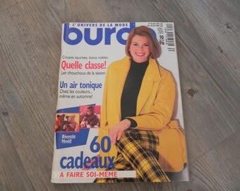Magazine BURDA October 1996
