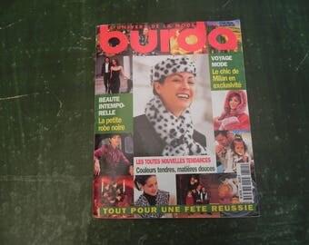 Magazine BURDA November 1997