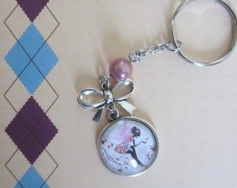 "Keychain ""Fairy Butterfly"""
