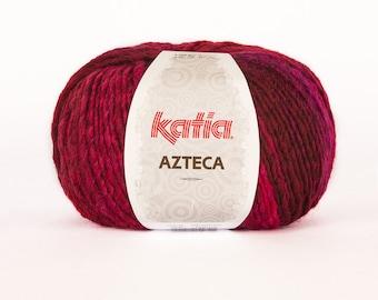 Katia AZTECA - color 7809