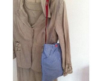 Girly by BAGART cotton shoulder bag