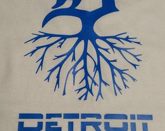Detroit Roots Childrens Tee