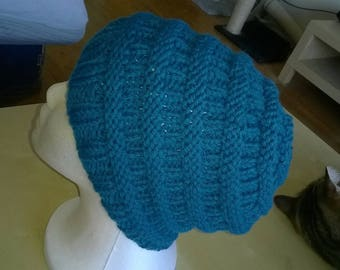 Handknitted Hat woman costume