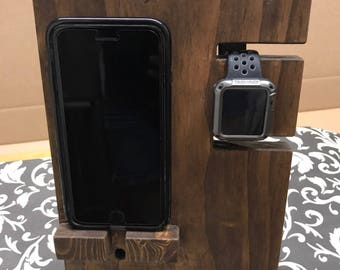 iPhone and Apple Watch Charging/Docking Station