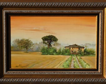 Landscape from Toscana