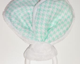 Fabric rattle