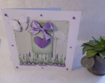 Card any occasion lots of love