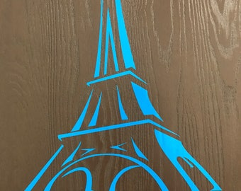 Paris - Vinyl Decal