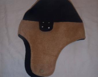 Fleece winter Hat - Hood (baby - toddler up to 4 years)