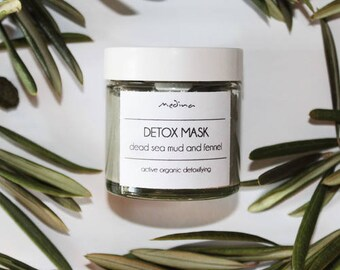 Detox Mask - Dead Sea Mud and Fennel