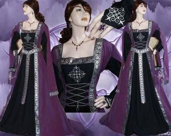 Royal medieval dress medieval dress medieval wedding dresses