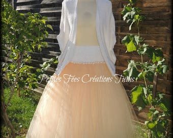 petticoat mi long woman ceremony