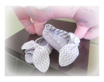 """Shoes """"open toe"""" for baby girl"""