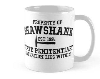 Property of Shawshank Redemption - Salvation Lies Within - Mug
