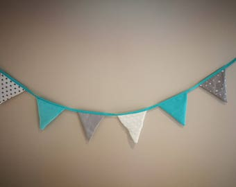 Bunting for a wall hanging pre order