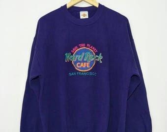 Vintage Hard Rock Cafe San Francisco