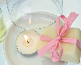 Scentless Soap, Sensitive Skin, Gentle Soap, Gift For New Mum, Natural Ingredients, Vegan Soap, Soap Bar, Handmade Soap, Soap Devon, Soap UK