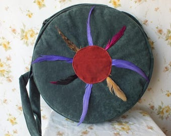 Shamanic drum bag