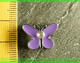 busy N5 Butterfly bead for bracelet 8 mm