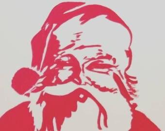 Santa Canvas