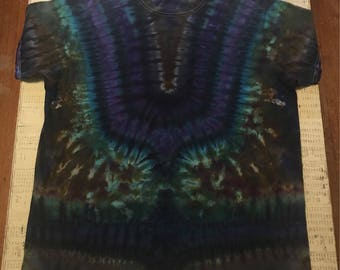 2XL Tie Dyed T-shirt