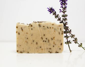 Lavender-Hand made soap