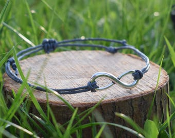 Bracelet with Infinity sign