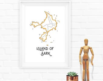 Island map,Custom City Map, Custom Map Print, Map Print,City Maps