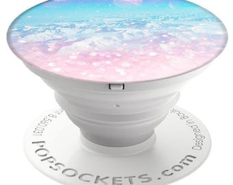 PopSockets For Phone Pop Socket Phone Grip Phone Stand Holder Arctic Moonrise