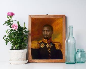 Kanye West Limited Artwork