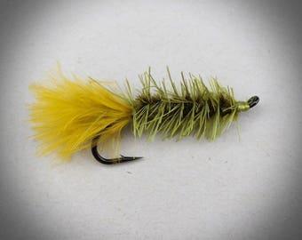 Green River Woolly Bugger