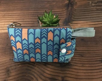 Wallet and cellphone case.