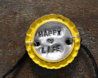 Happy Life Necklace
