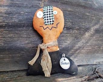 Pumpkin Shelf Sitter