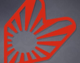 JDM Rising Sun | Vinyl Decal