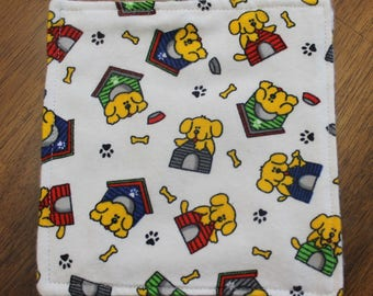 Baby Crinkle Paper - Puppy Dog