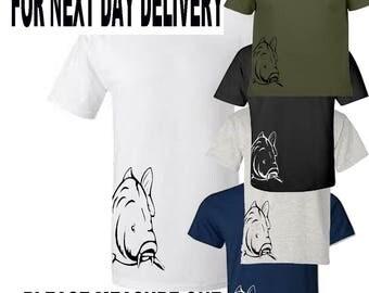 fishing carp t shirt all sizes upto 5xl free first class postage uk