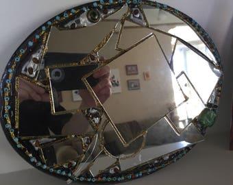 Not-So-Broken Mirror