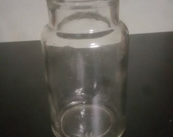 Antique canning jar