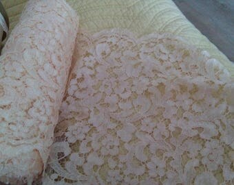 Ivory 2 meters lace