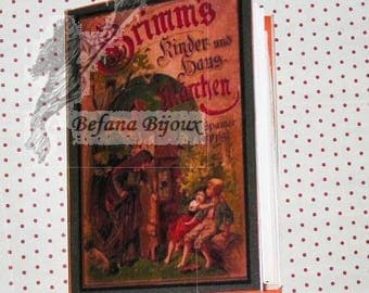 Address book Tales from Grimm (Grimm's fairytales notebook)