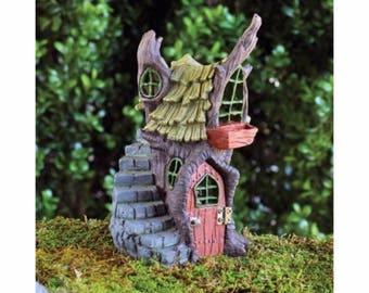 Stump Cottage (Fiddlehead)