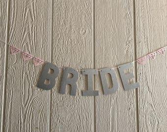 Bride Banner