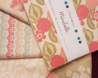 Mirabelle 4 FQ Bundle by Fig Tree ~ Moda Fabrics