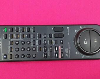 Original Remote Control SONY CDCDVLDplayerTV RMT-M22